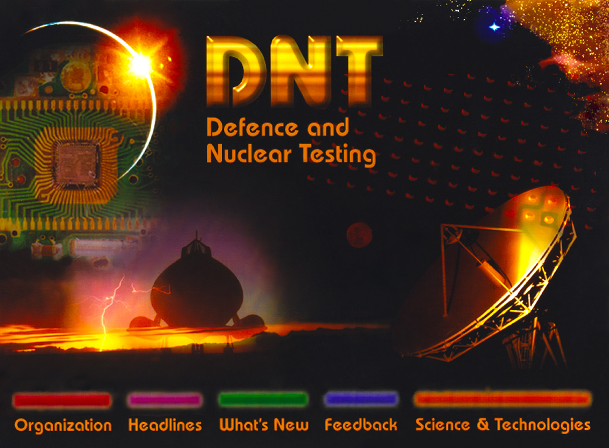 Defence & Nuclear Testing Website (LLNL-UC)